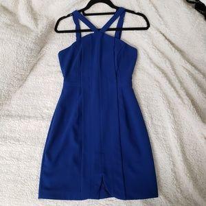 Navy mini Dress Greylin